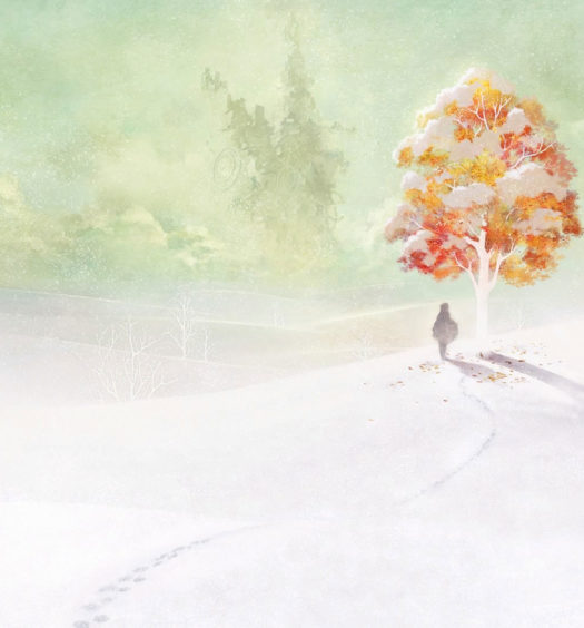 I Am Setsuna Screenshot