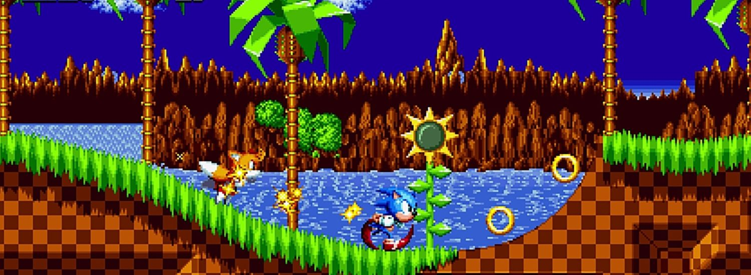 Sonic Mania screenshot detail